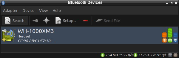 Bluetooth in Arch Linux