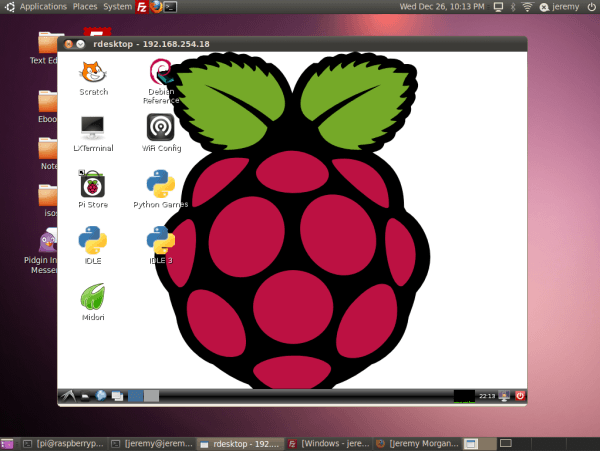 How to set up a remote desktop with Raspberry Pi
