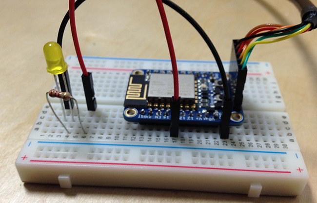 Setting up the Adafruit Huzzah ESP8266 Breakout - Arduino Blog