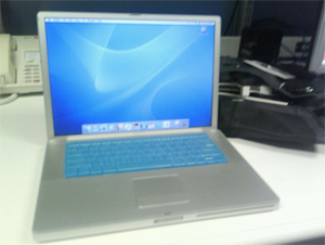 Linux on my PowerBook G4