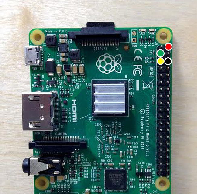 How to Raspberry Pi Touchscreen